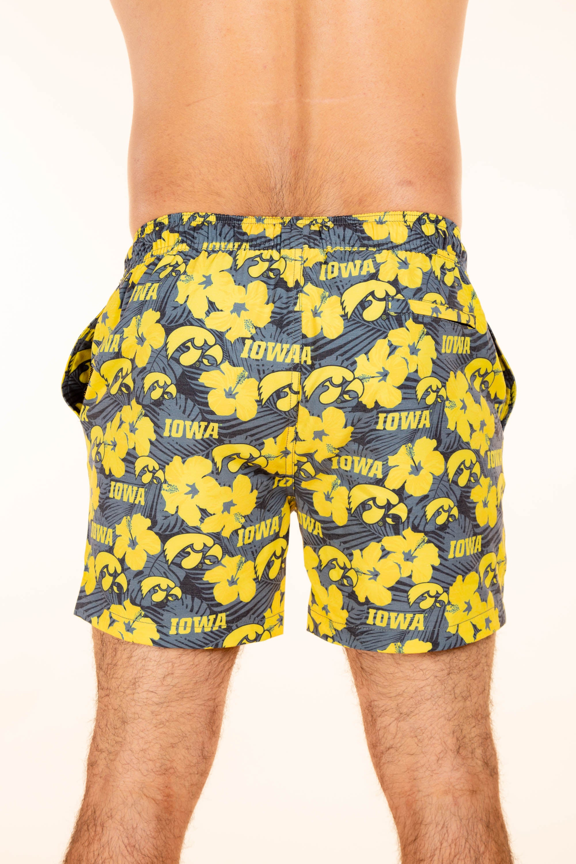 University of Iowa Men's Swimsuit