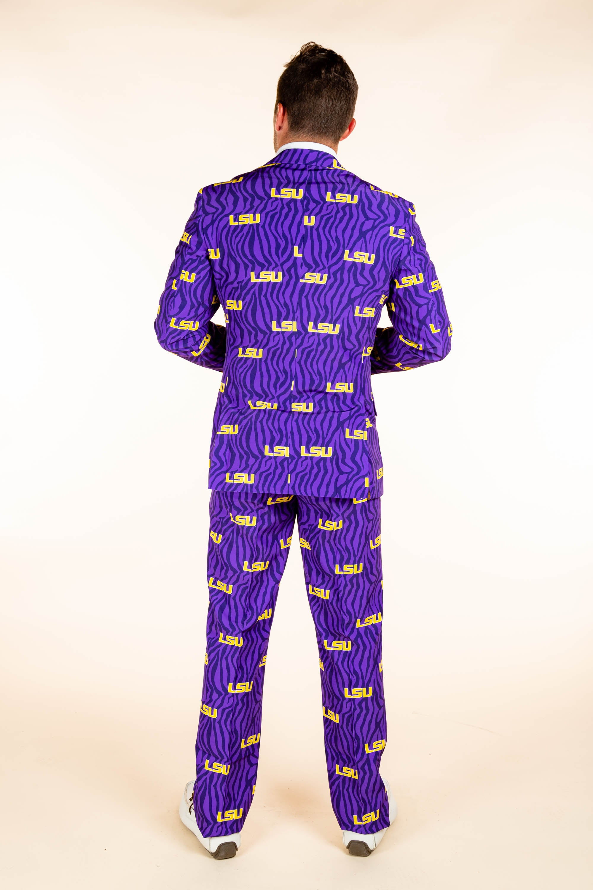 LSU gameday blazer