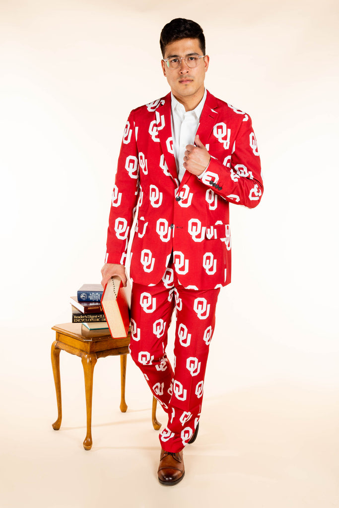 OU gameday blazer