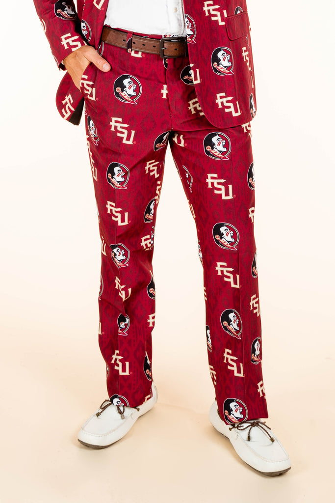 FSU gameday pants