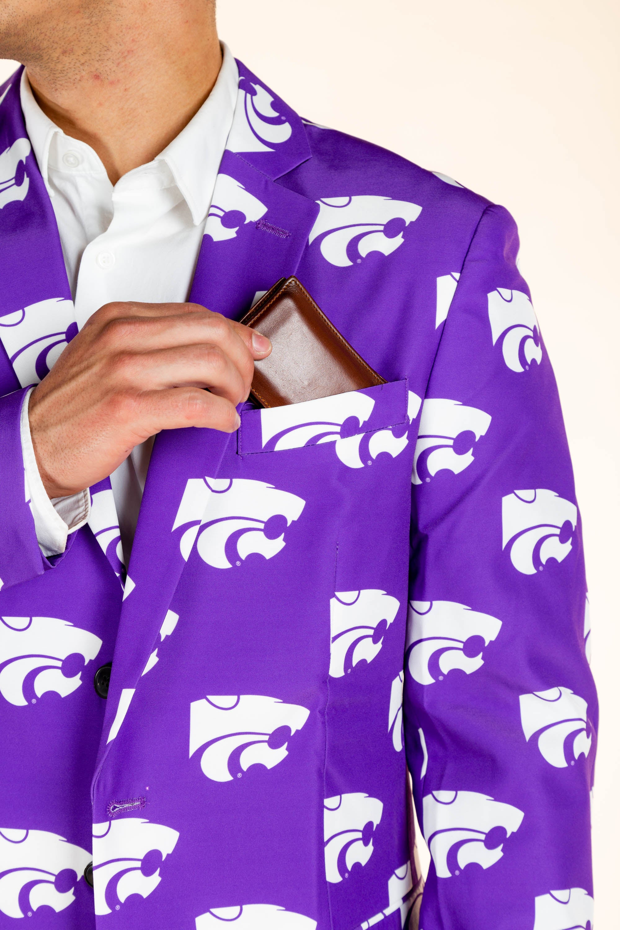 KSU gameday blazer