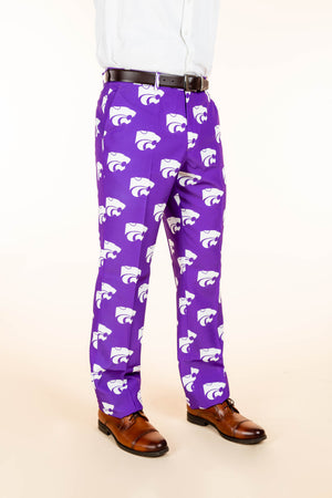 KSU gameday pants