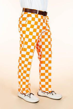 Tennessee checkered pants