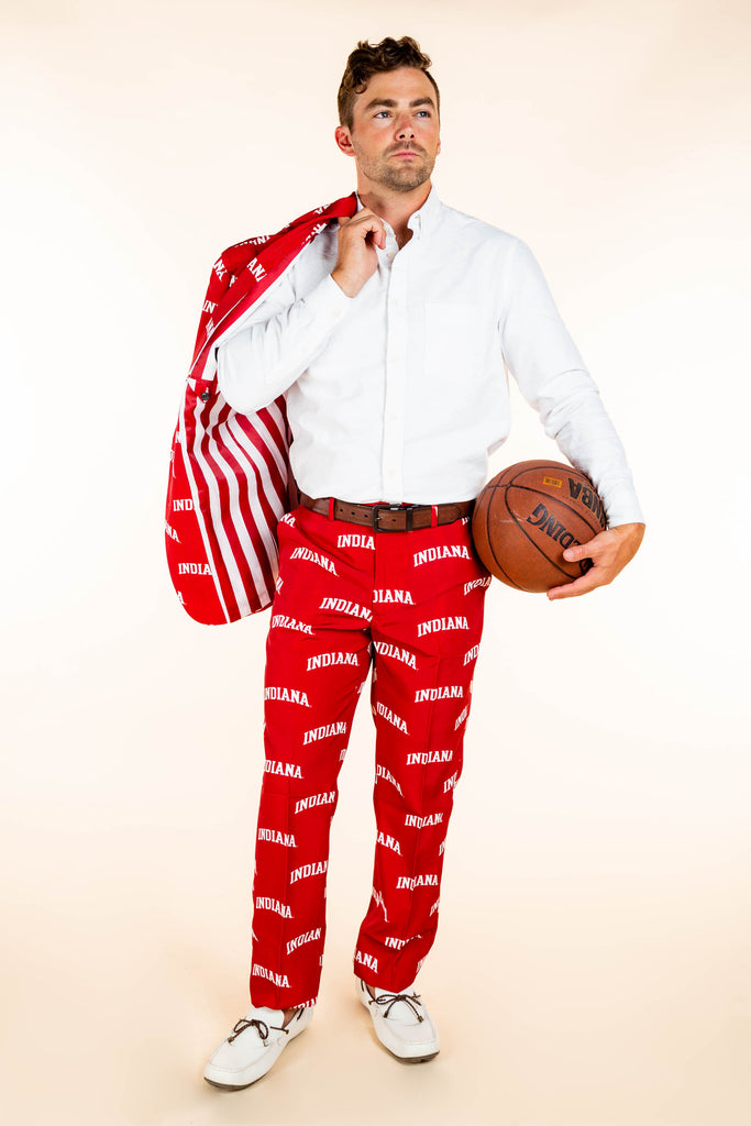 Indiana gameday blazer