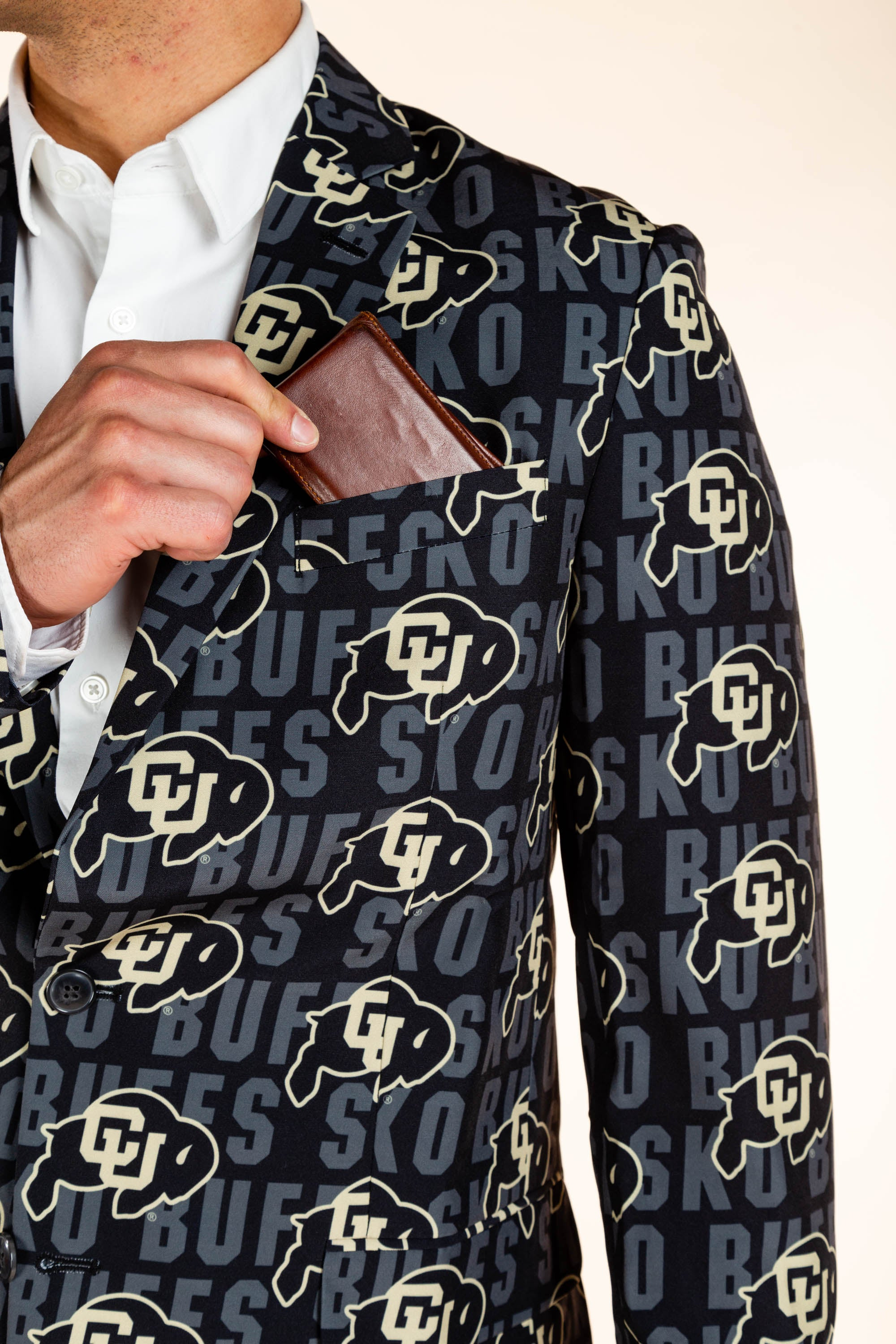 Boulder gameday blazer