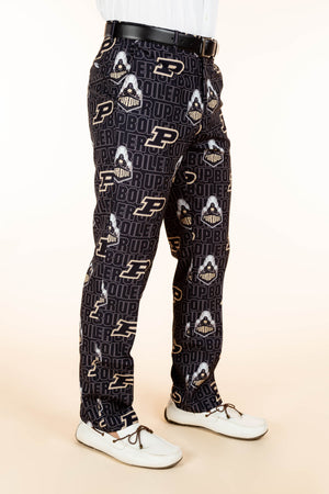 Purdue university gameday pants