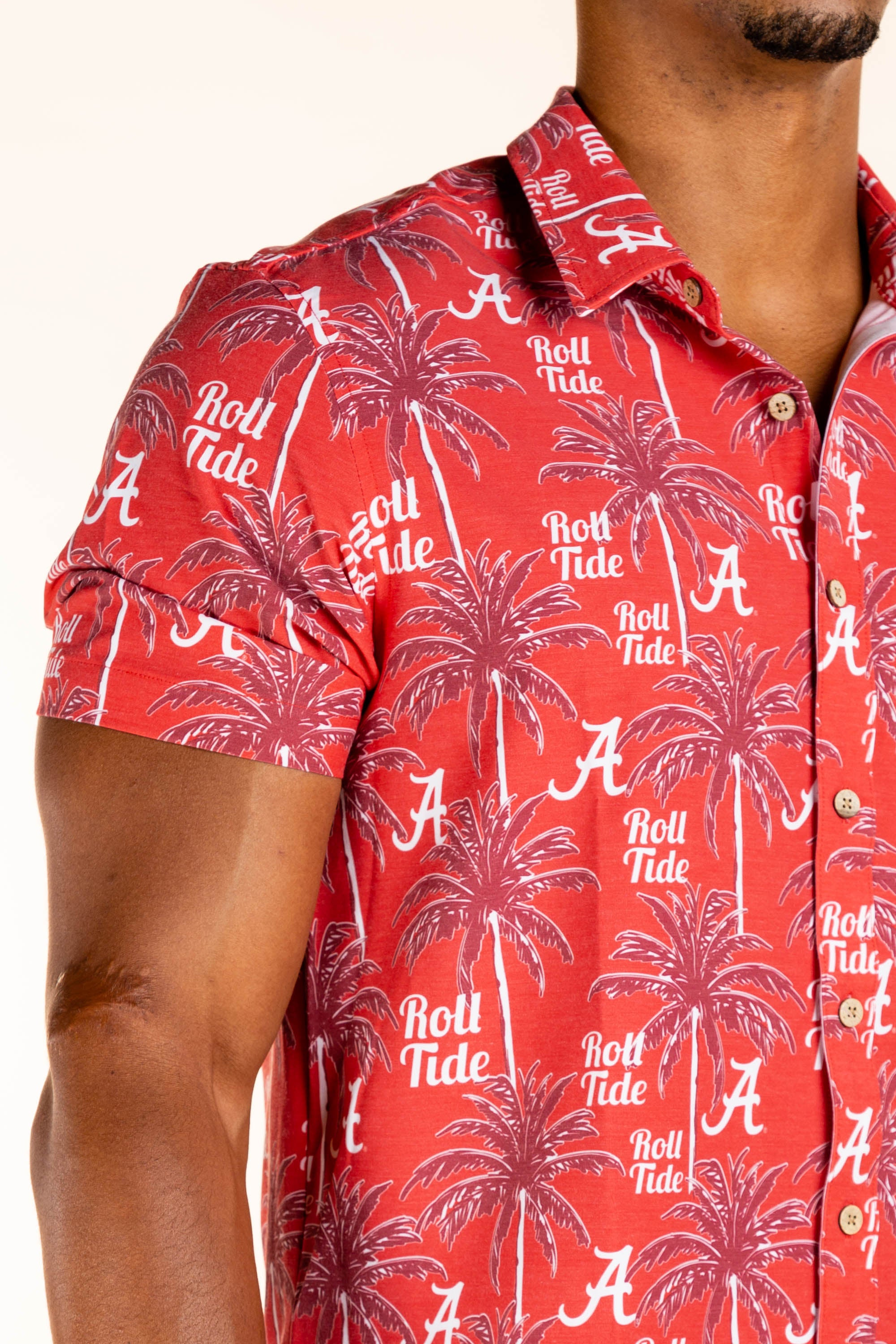 University of Alabama Button Up Roll Tide Shirt