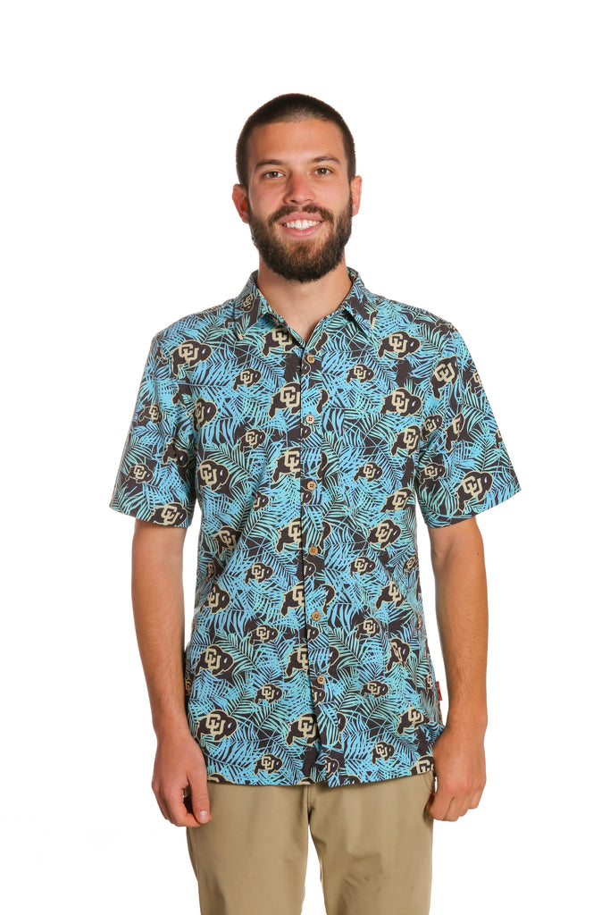 colorado university hawaiian shirt