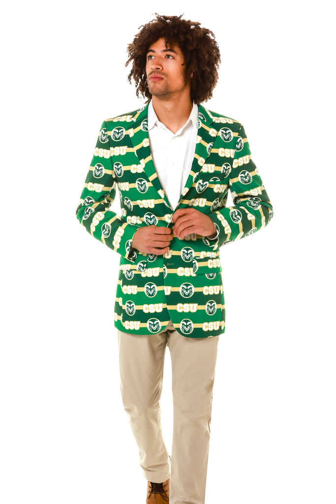 Colorado State University party blazer