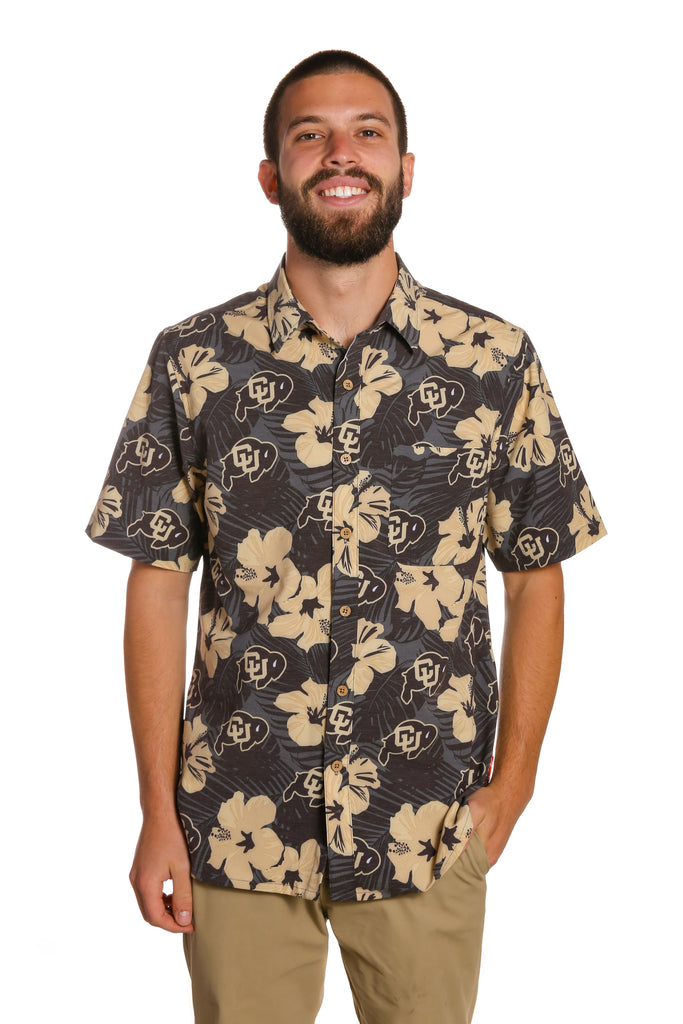 university of colorado hawaiian shirt