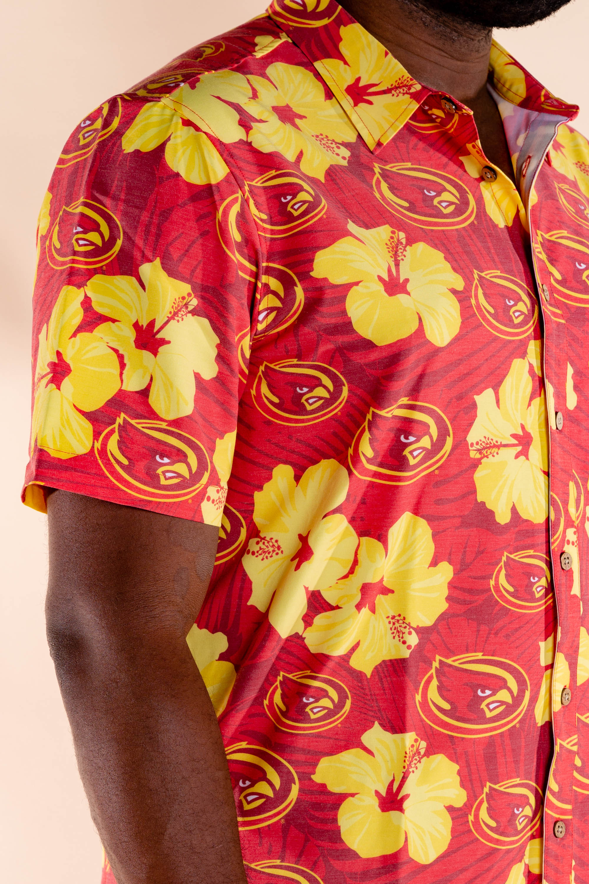 Iowa State Hawaiian Party Shirt