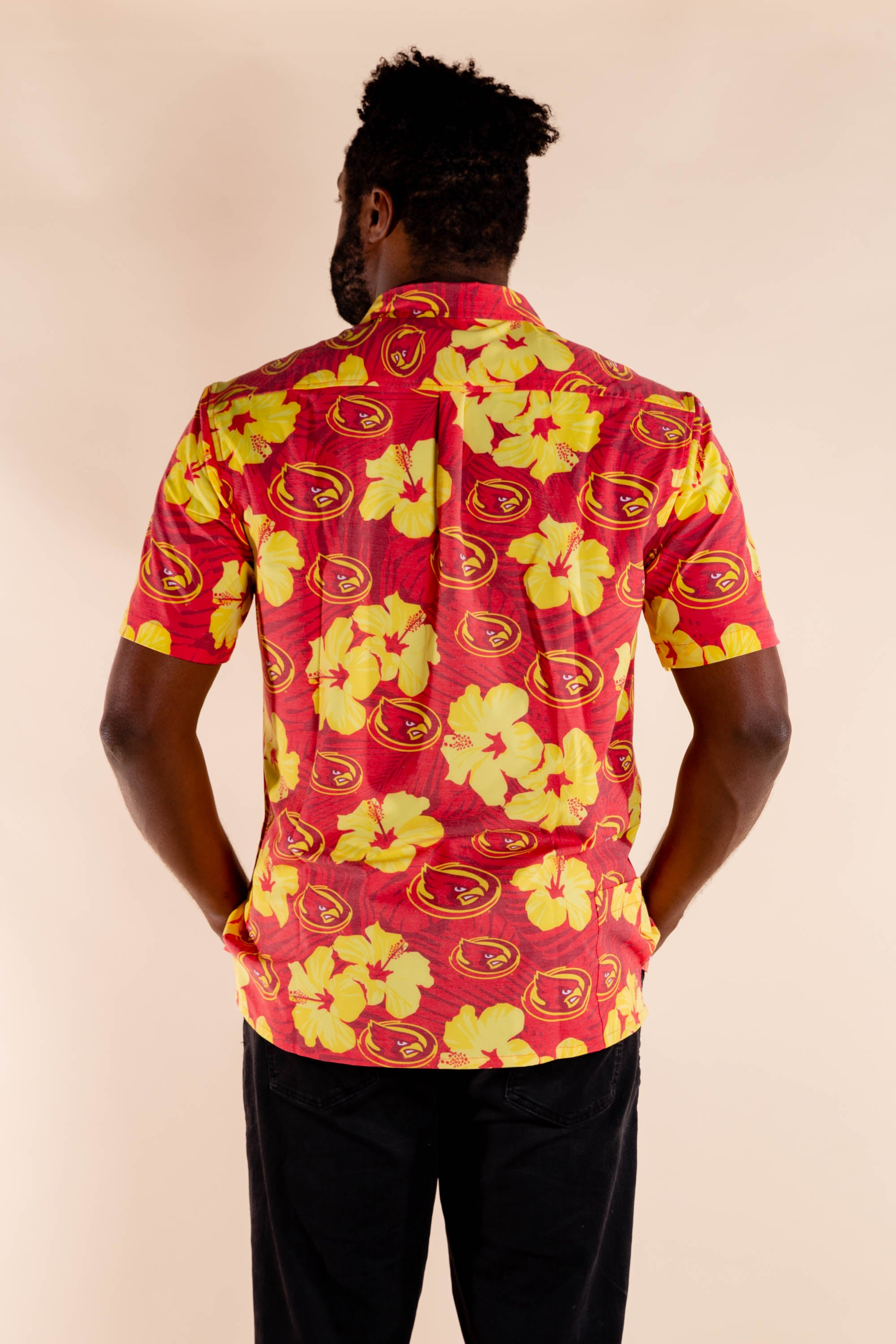 Iowa State Button Up Shirt