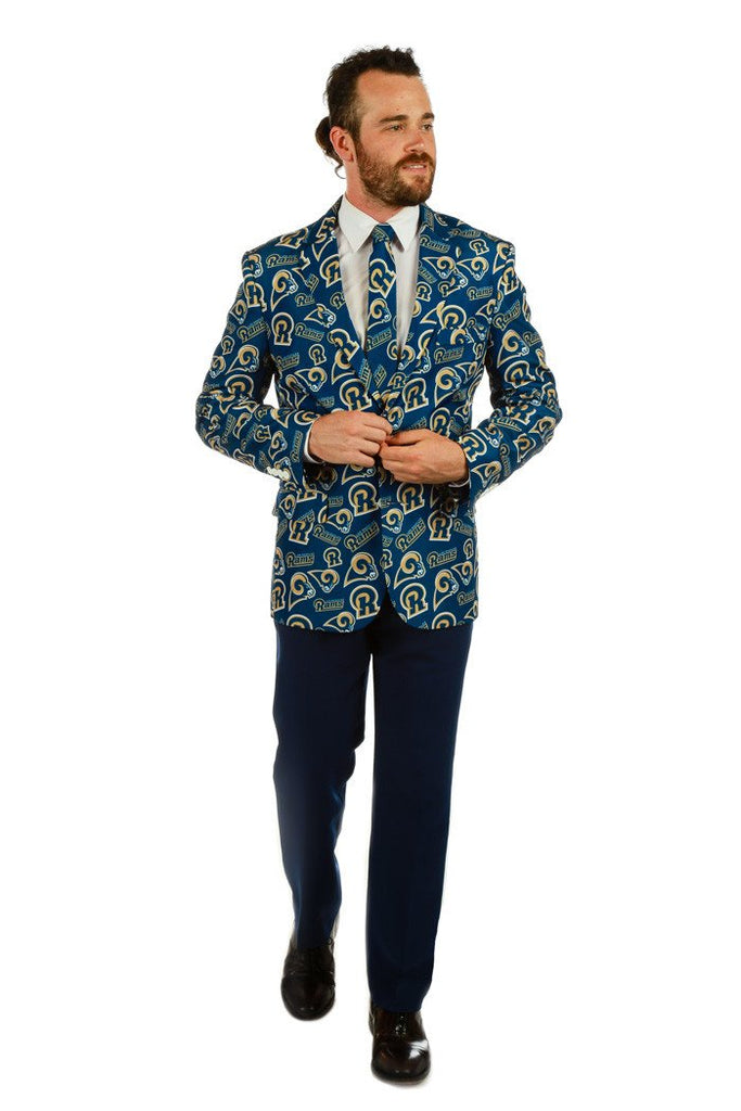 Los Angeles Rams Suit Jacket