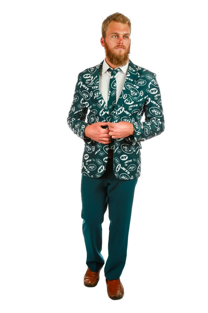 New York Jets Suit Jacket