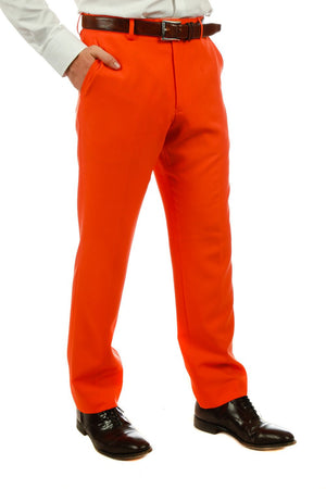 Orange Suit Pants - Shinesty