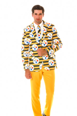 Pittsburgh Steelers suit jacket