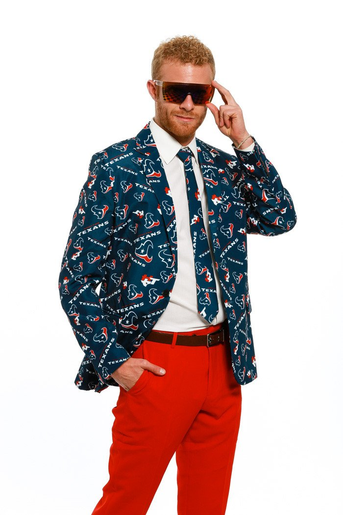Houston Texans Suit Jacket