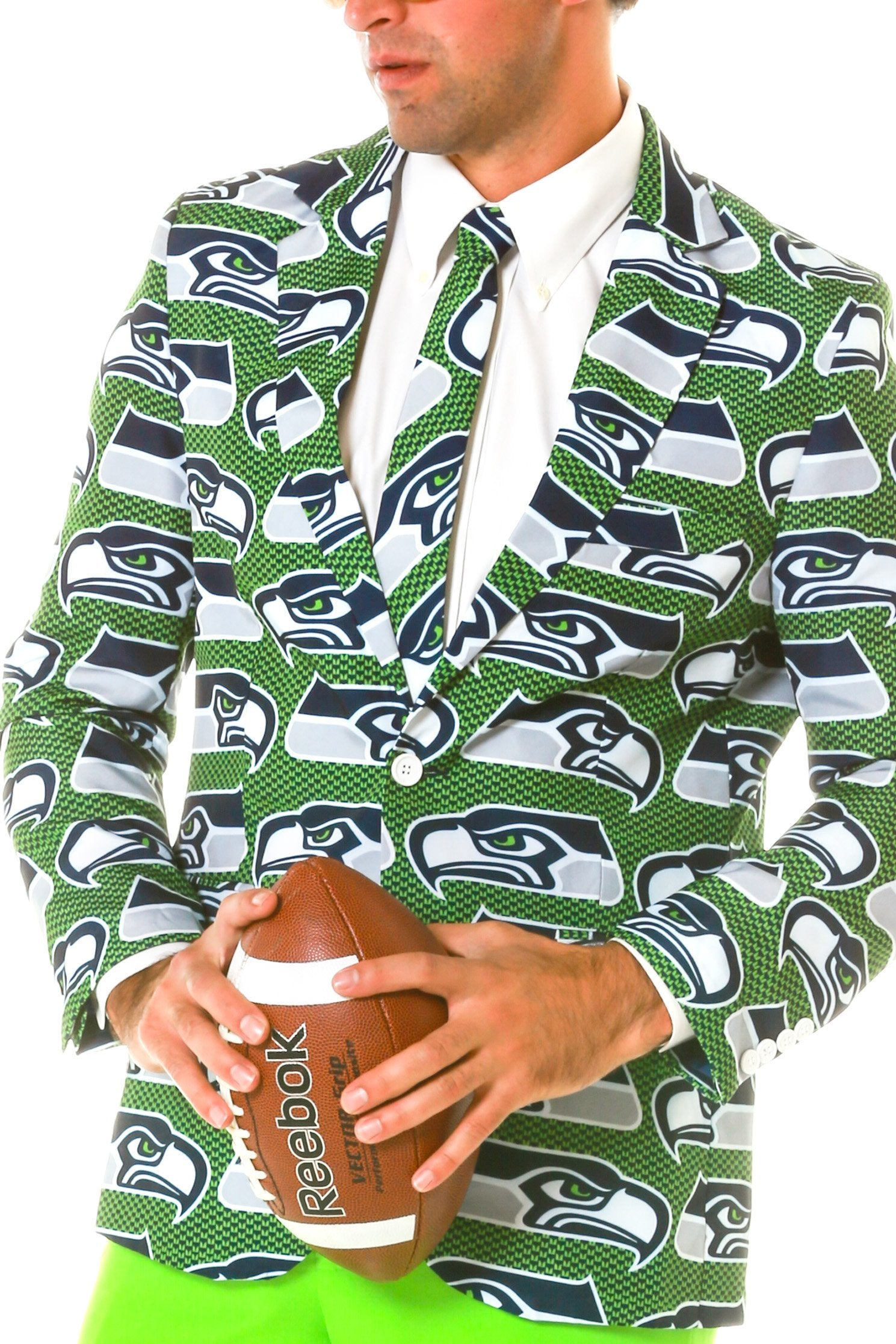 The Seattle Seahawks | Suit Jacket