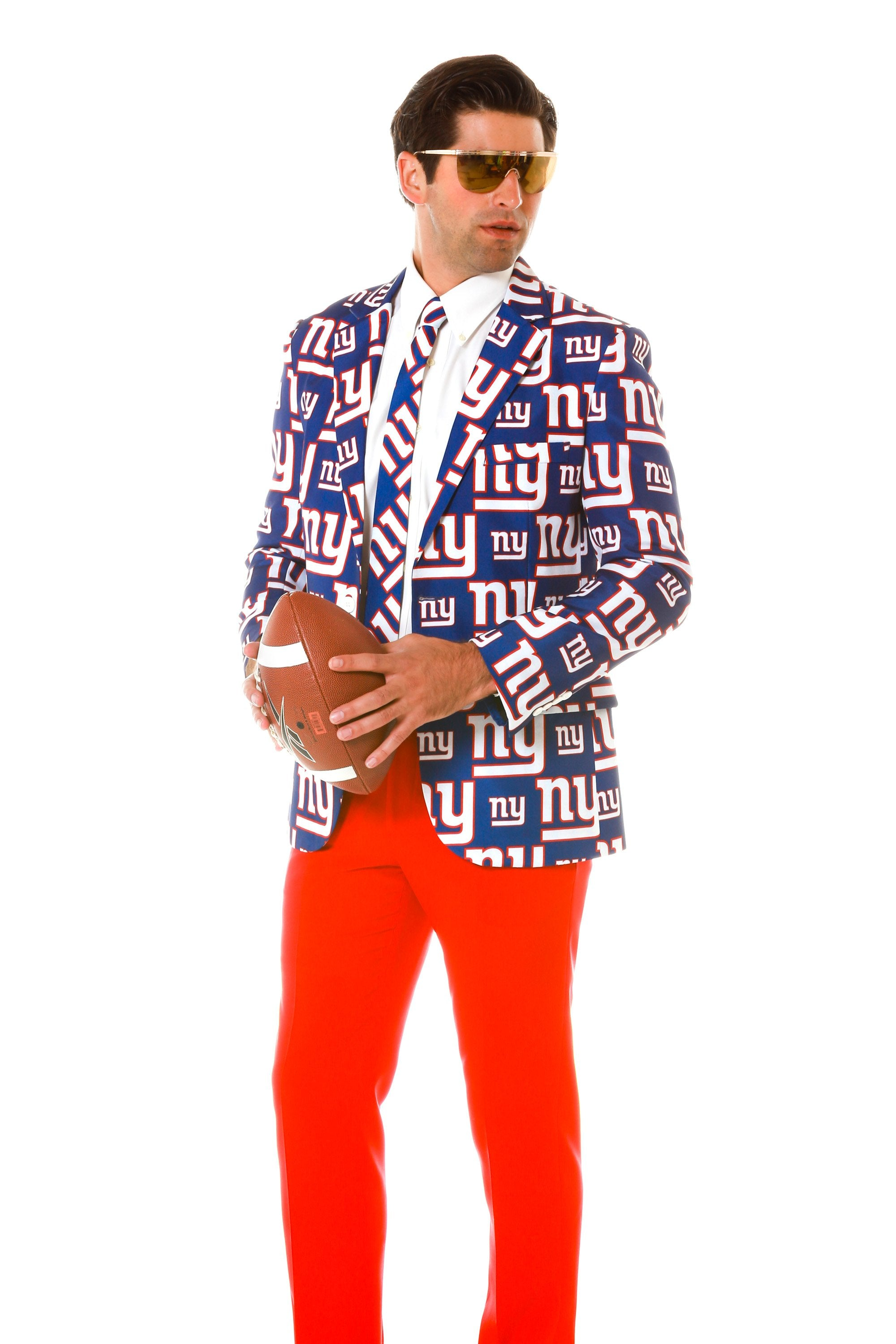 New York Giants Suit Jacket