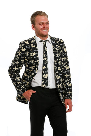 New Orleans Saints Suit Jacket