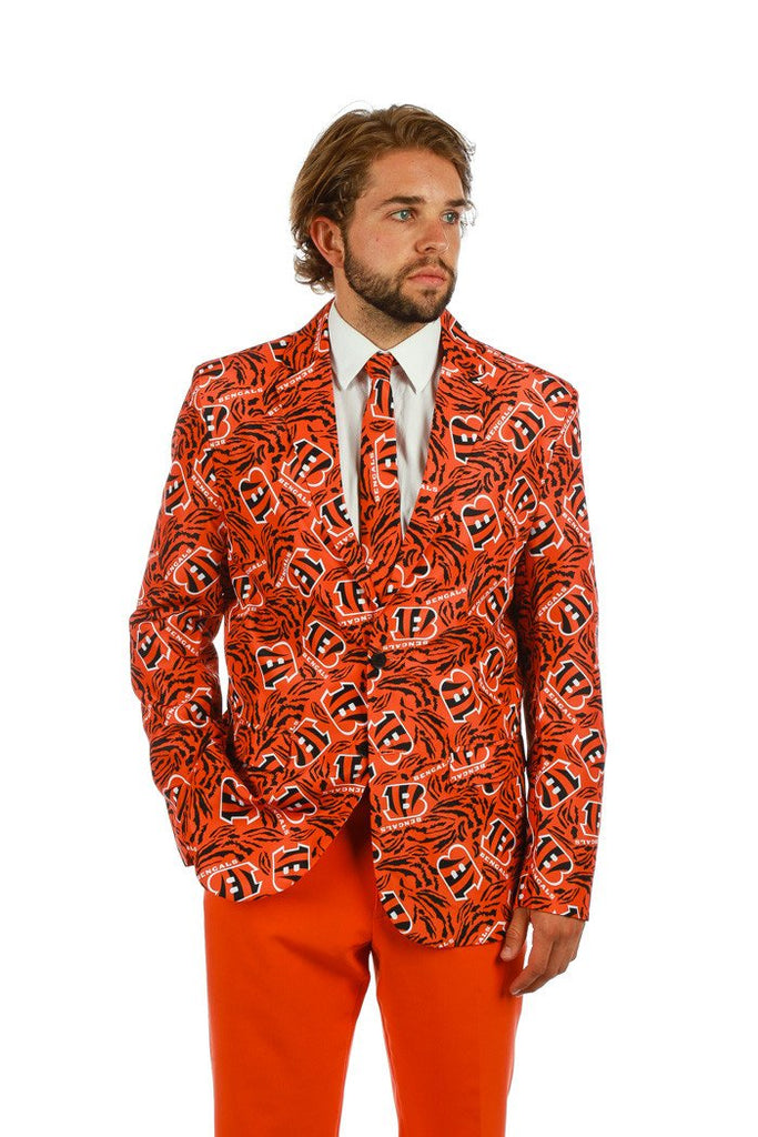 Cincinnati Bengals Suit Jacket