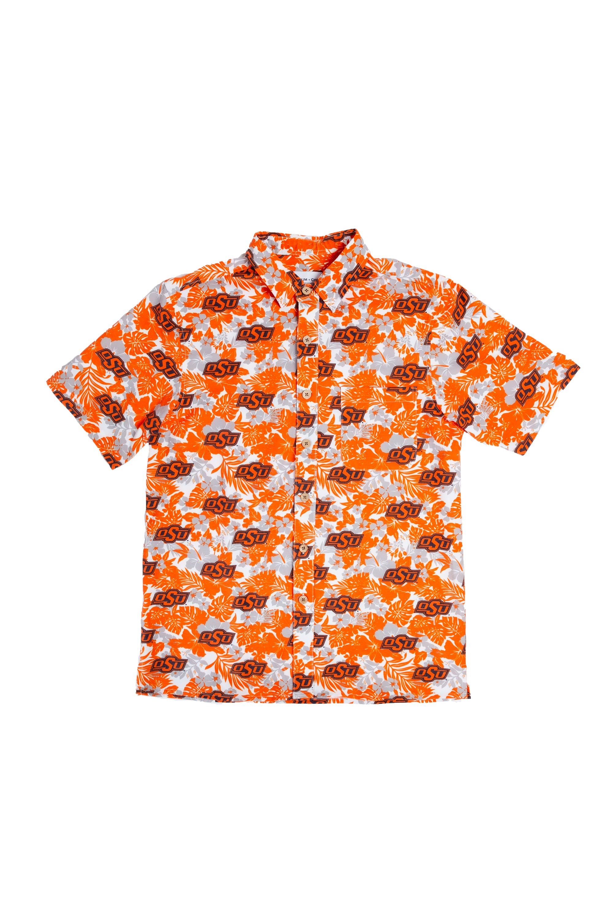 OK State Hawaiian Shirt