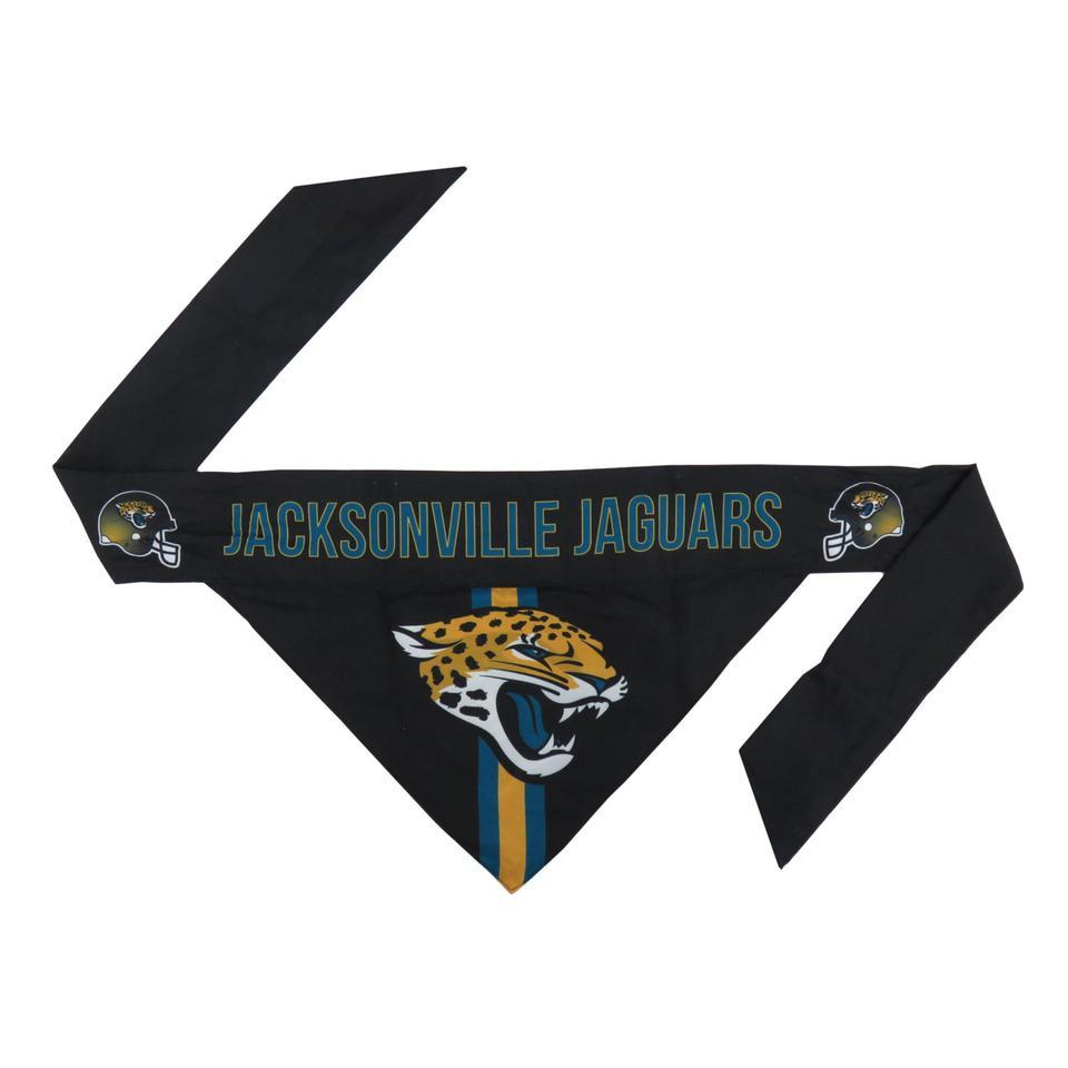 Jaguars Football Bandana for Pets