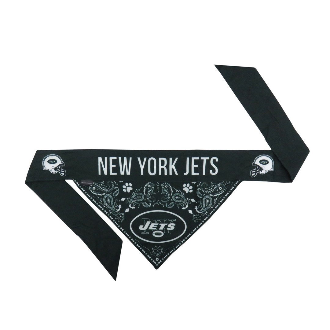Jets Logo Bandana For Dogs