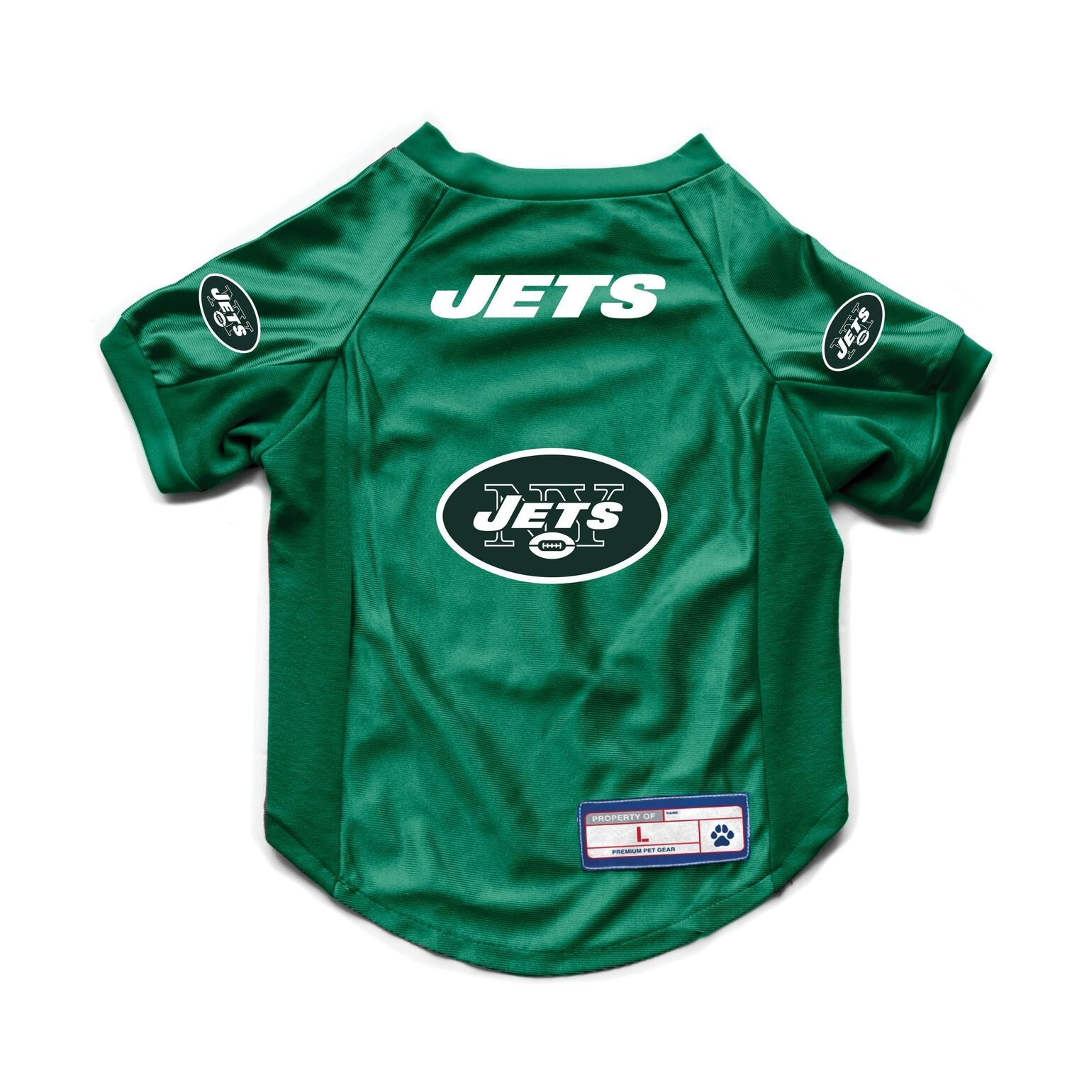 New York Jets NFL Pet Jersey