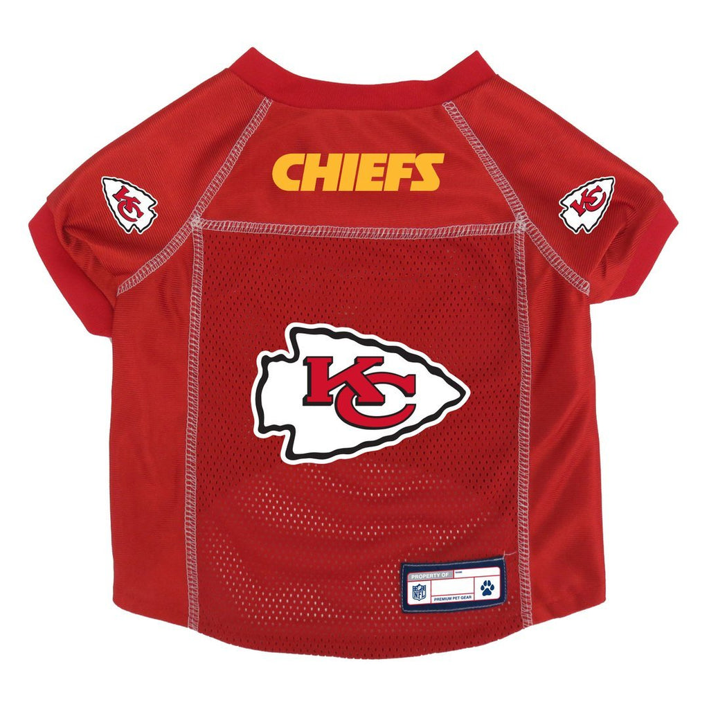 Kansas City Chiefs NFL Pet Jersey