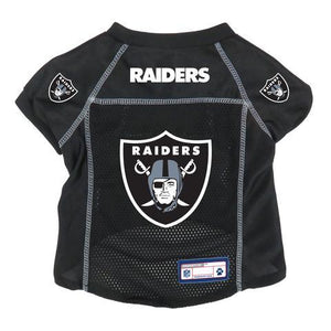 Oakland Raiders NFL Pet Jersey