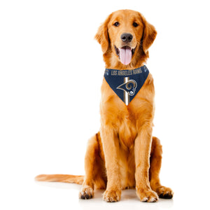 Los Angeles Rams NFL Pet Bandana