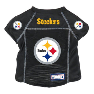 Pittsburgh Steelers NFL pet jersey