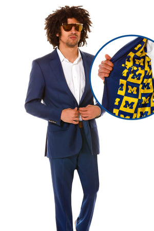 University of Michigan madison blazer