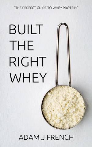 whey protein book