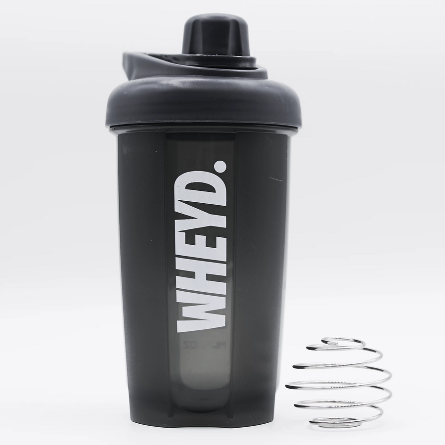 WHEYD Protein Shaker