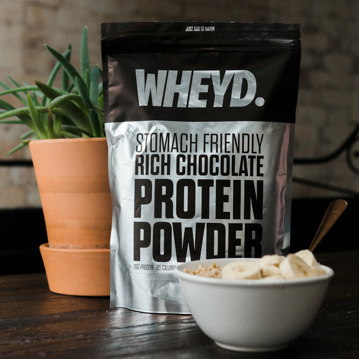 WHEYD Protein Bags