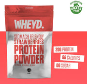 WHEYD Protein Bag