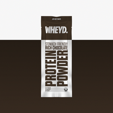 WHEYD Protein Sachets - Informed Sport Approved