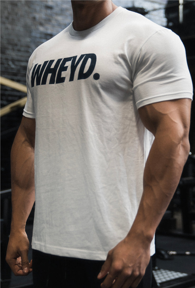 WHEYD Male T-Shirt