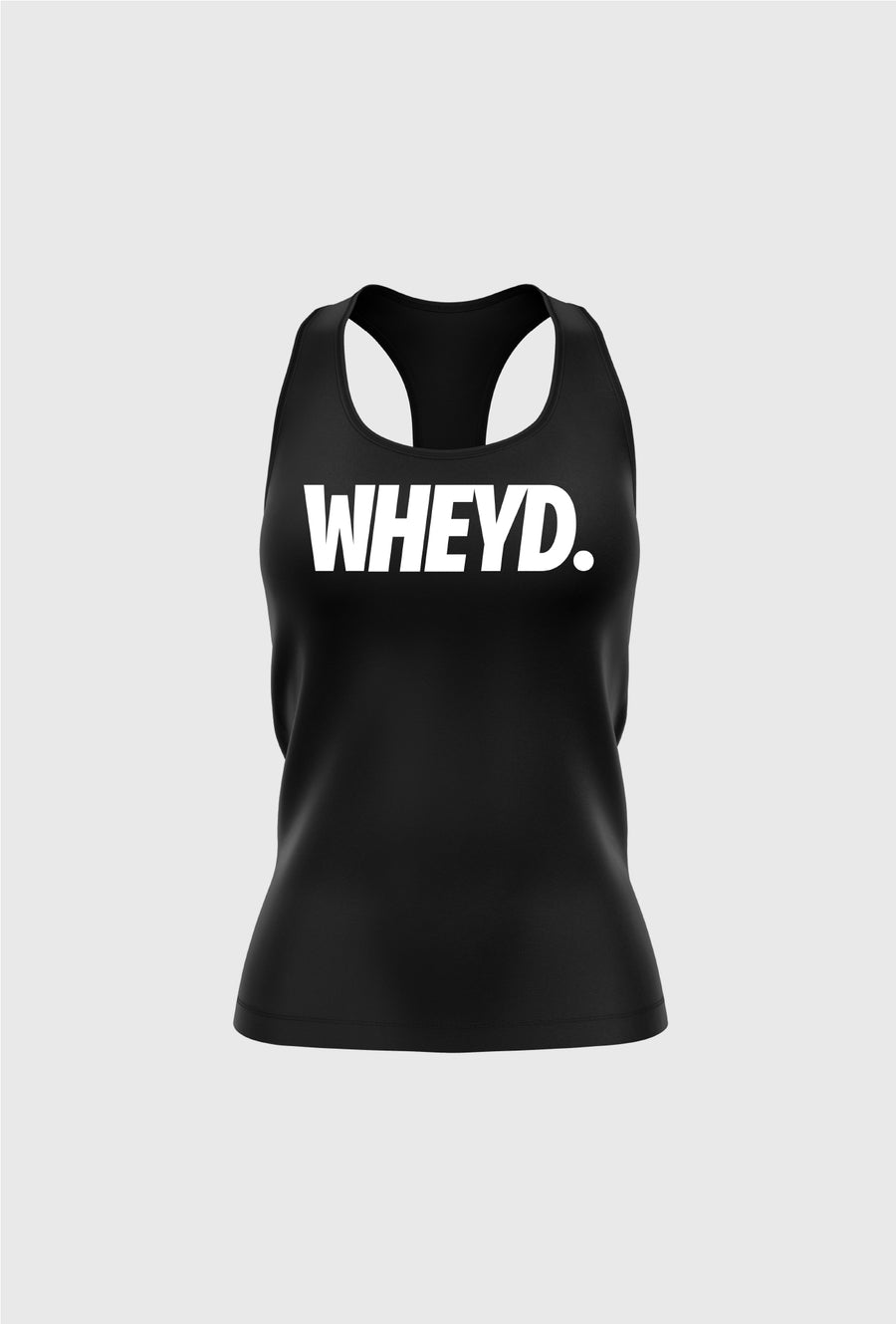 WHEYD Female Muscle Tank