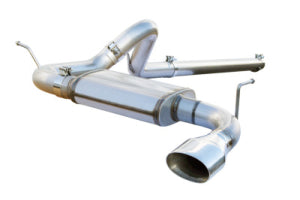 MACH Force XP 3in Cat-Back Exhaust System - JK 4dr 2007-11