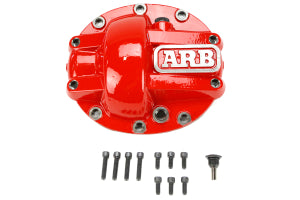 ARB Dana 35 Differential Cover Red