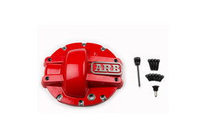 ARB GM 10-Bolt Diff Cover Red