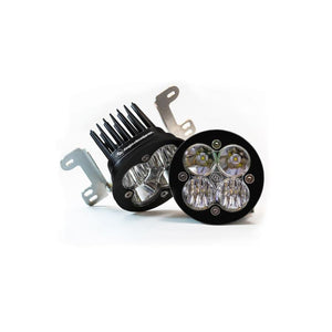 BAJA DESIGNS SQUADRON-R PRO SERIES FOG POCKET LED KIT JK