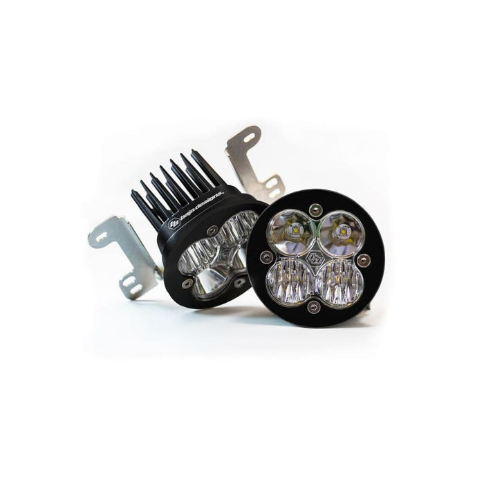 BAJA DESIGNS SQUADRON-R PRO SERIES, FOG POCKET LED KIT JK