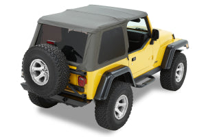 Bestop Black Diamond Trektop Soft Top - TJ