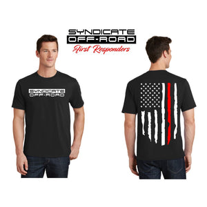 Fire Response Support Tee