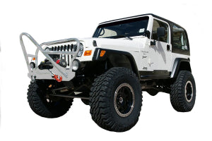 LOD Competition Series Front Bumper Bare Steel - YJ