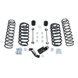 Jeep TJ/LJ: TERAFLEX - 4 Lift Kit - No Shocks or Sway Bar Disconnects